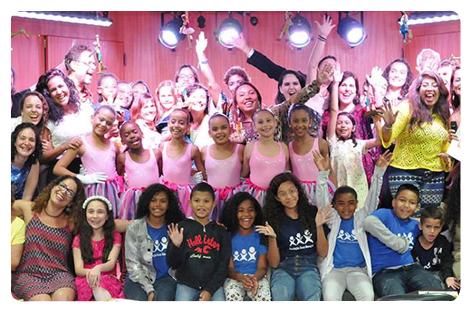 O Projeto Criança Pequena em Foco realizou o 2º Prêmio Nacional de Projetos com Participação Infantil.