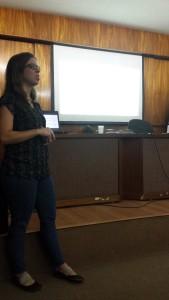 Beatriz Corsino faz apresentação da RNPI