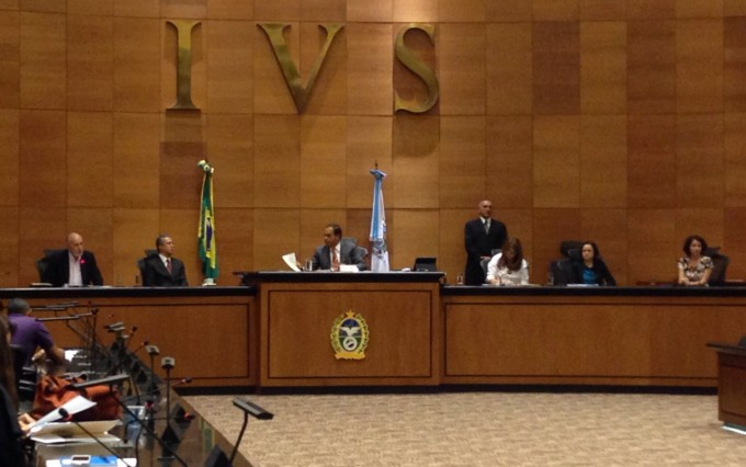 Carta de recomendações é entregue em evento do Tribunal de Justiça do RJ