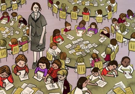Ilustração: Chicago Reader