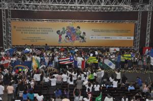 Registro da última edição da Conferência, em 2012
